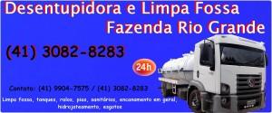 Limpa Fossa Fazenda Rio Grande